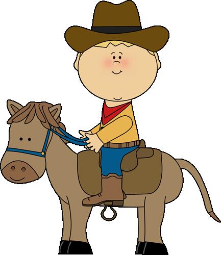 Clip Art Cowboy - ClipArt Best