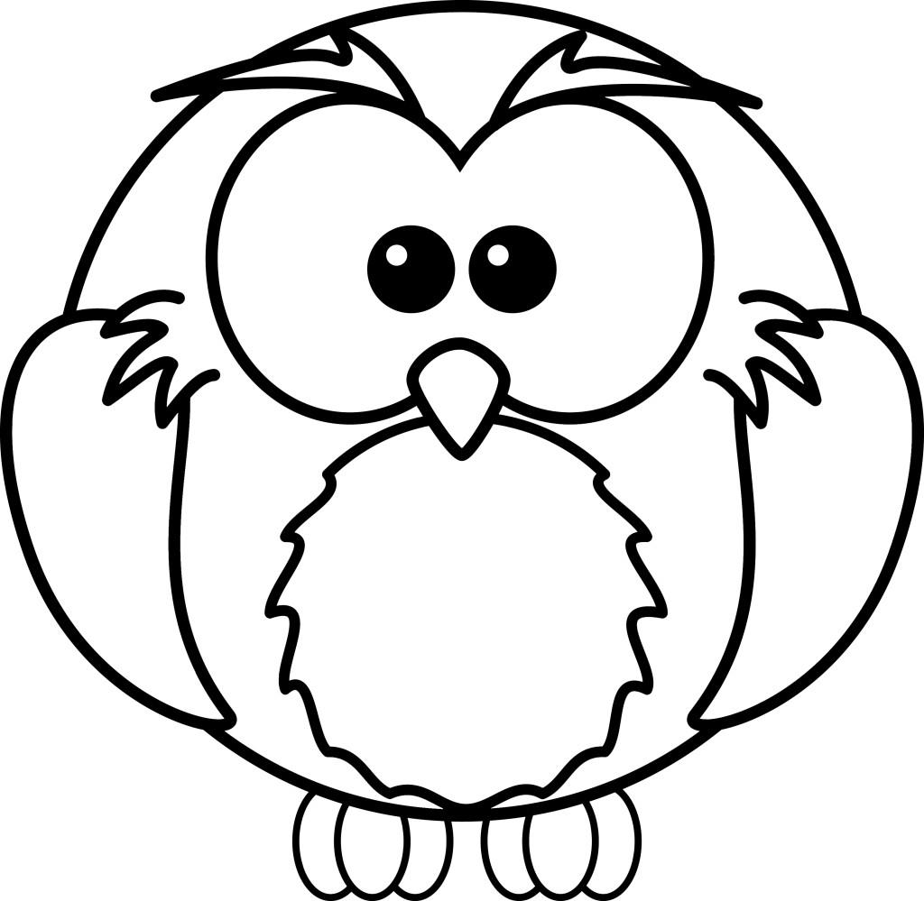 Gambar Burung Hantu ClipArt Best