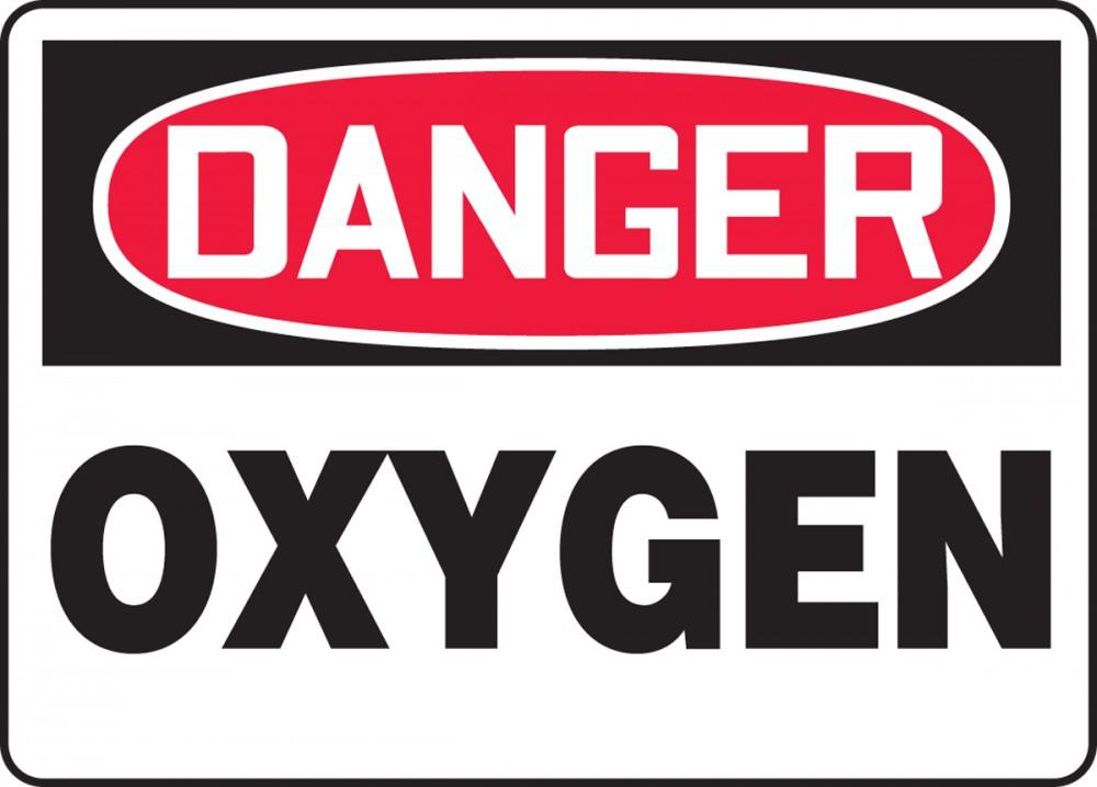 Printable Oxygen Storage Signs: Ninefold Gives Oxygen To