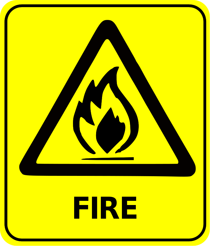 Cartoon Safety Signs - ClipArt Best
