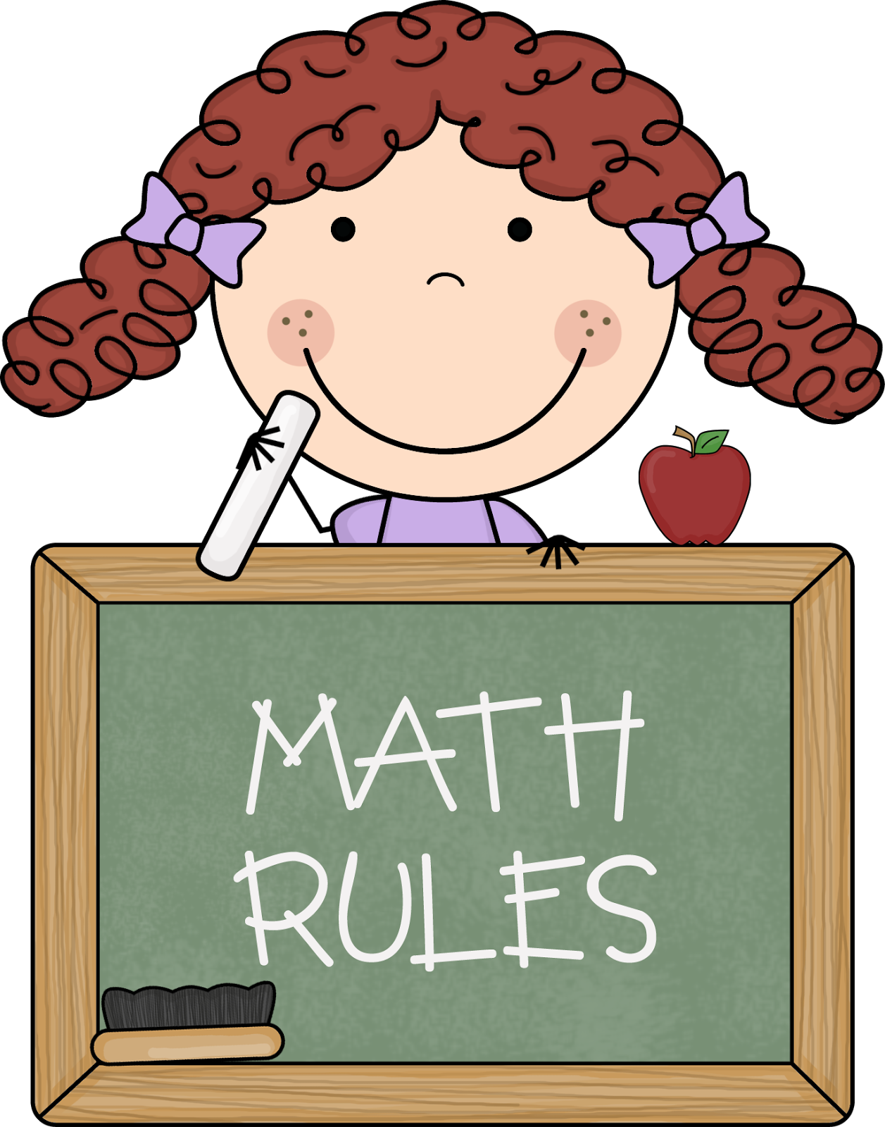 Math Clipart Funny