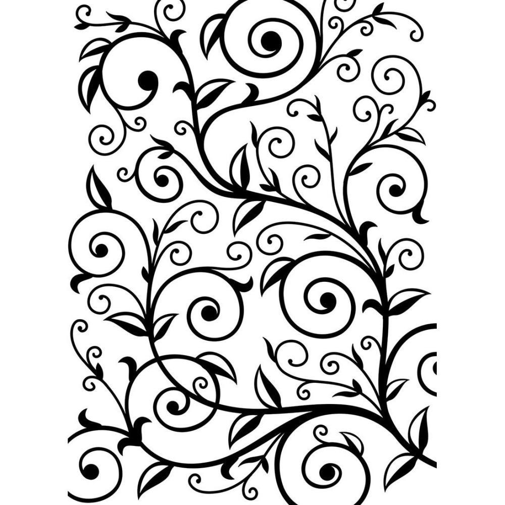 Vine Designs Art : Vine pattern clipart best