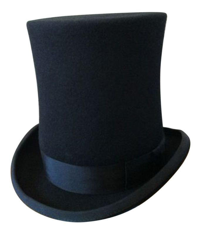Cheap Large Top Hat - ClipArt Best