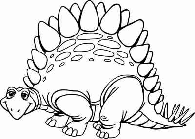 Dinosaur outline coloring pages clipart best for Dinosaur outline coloring pages