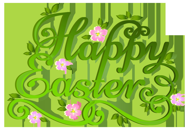 happy spring banner clip art - photo #46