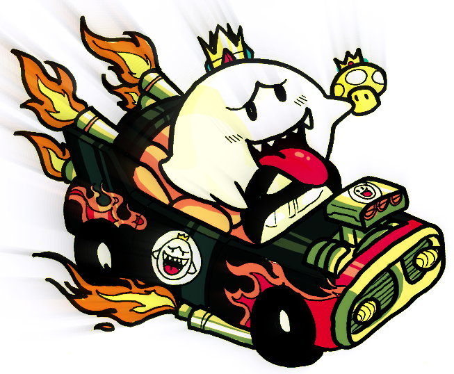 Pictures Of King Boo - ClipArt Best
