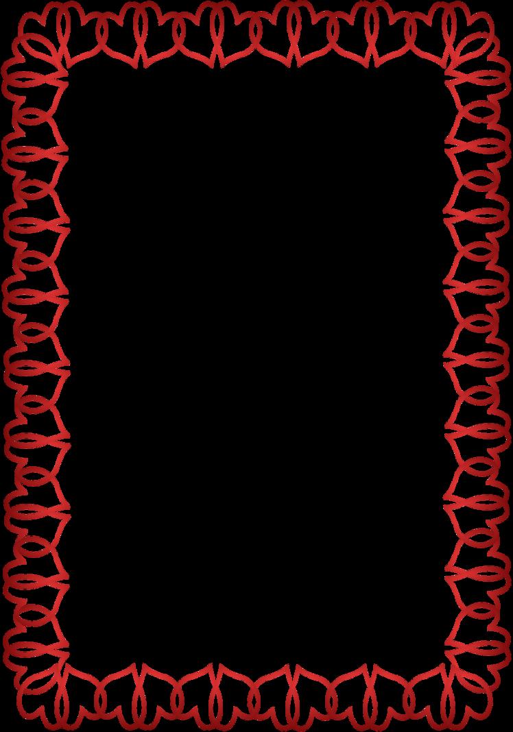 Valentine's Heart border - ClipArt Best - ClipArt Best
