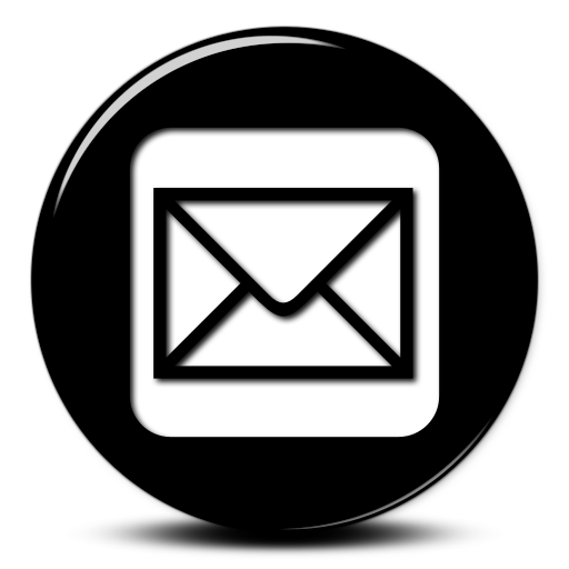 Email Logo Square Icon #099109 » Icons Etc