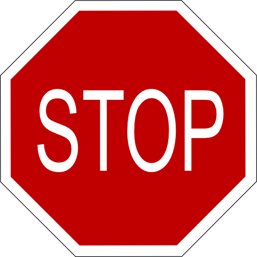 Stop Clipart Png Stop Sign Clipart Royalty Free
