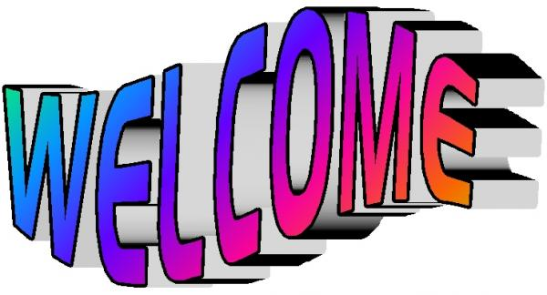 Clip Art Welcome Pictures