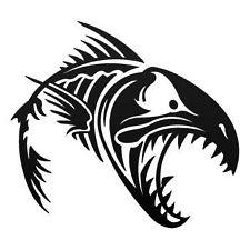 Fishbone Cartoon - ClipArt Best