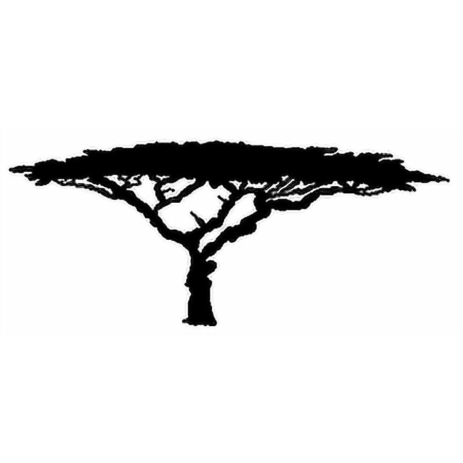 Acacia Tree Stencil - ClipArt Best - ClipArt Best