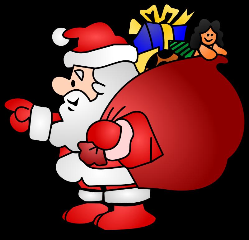 Clipart Santa Clauss Pere Noel Clipart Best Clipart Best