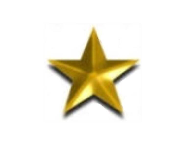 picture of star clipart best gold star clipart free download Gold Star Logo