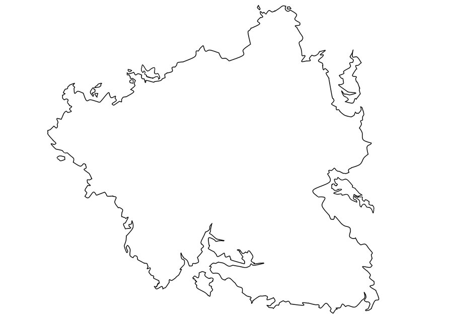 Line Art Map : World map line drawing clipart best