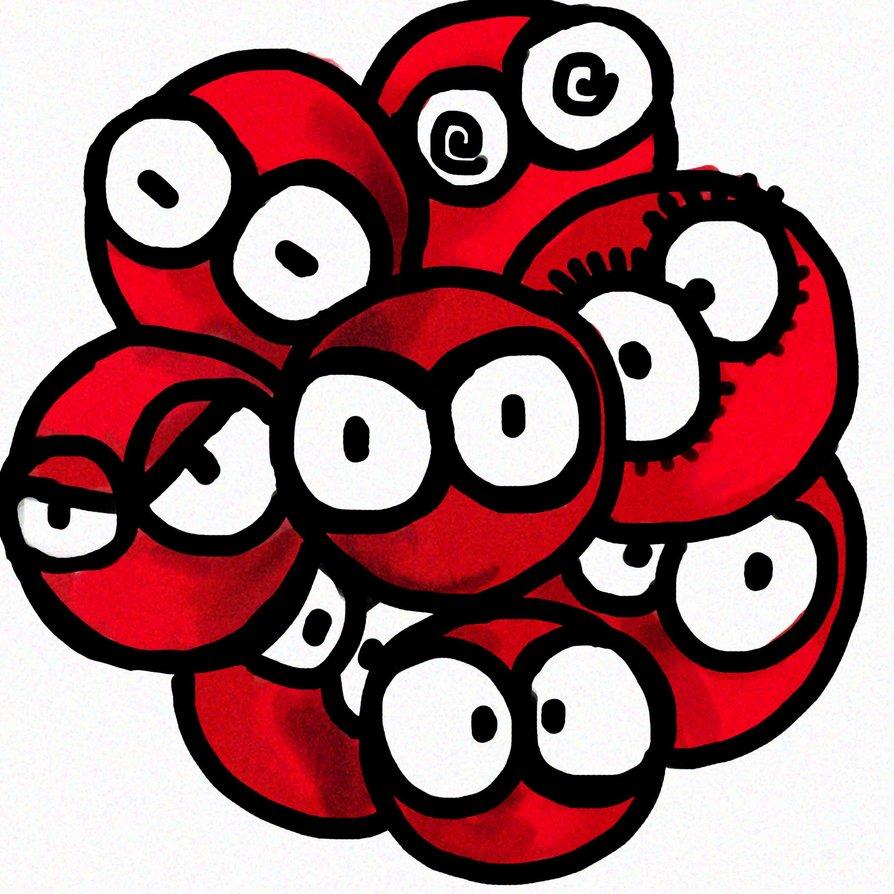 Red Blood Cell Cartoon - ClipArt Best