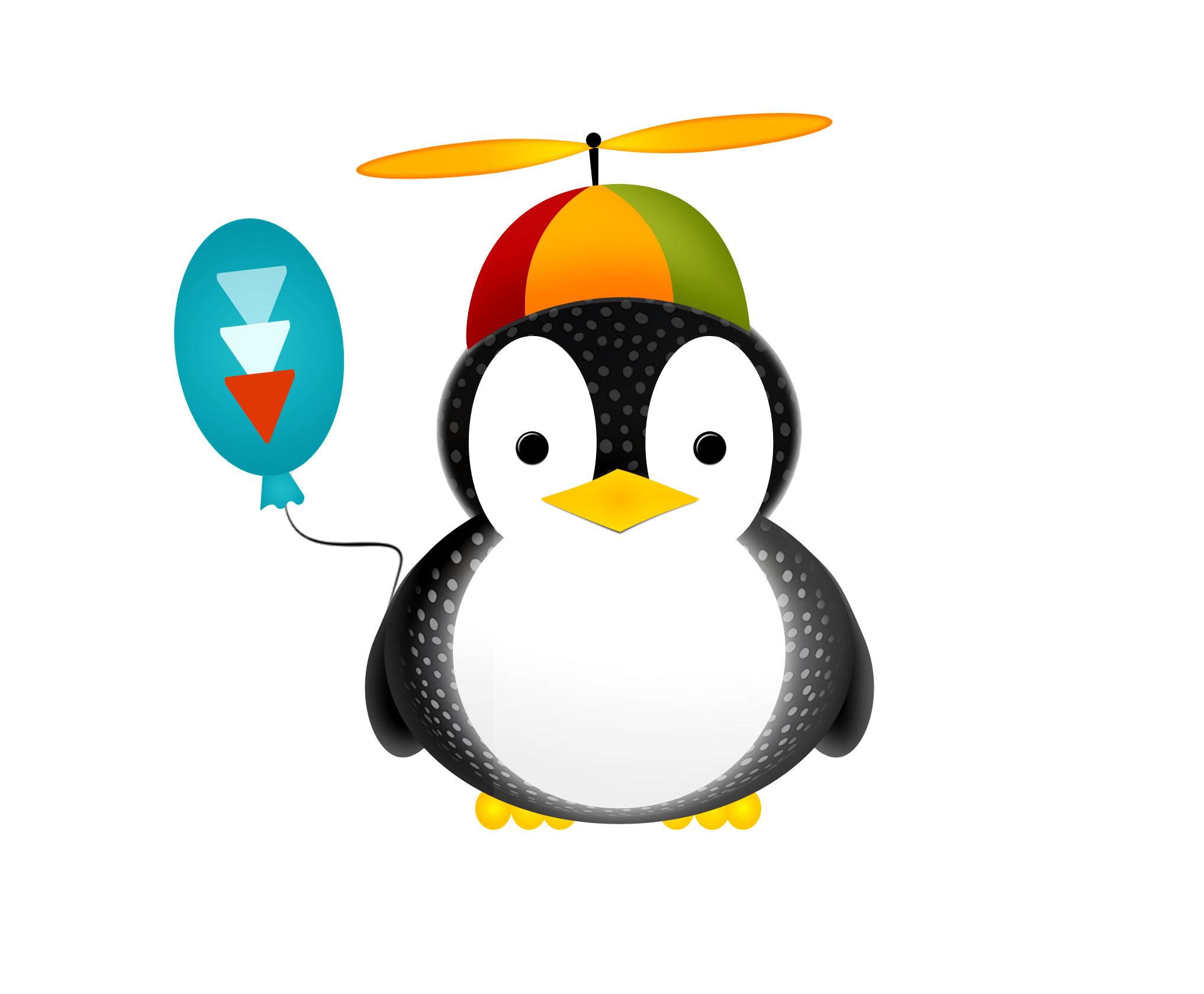 Draw Cute Penguin - ClipArt Best