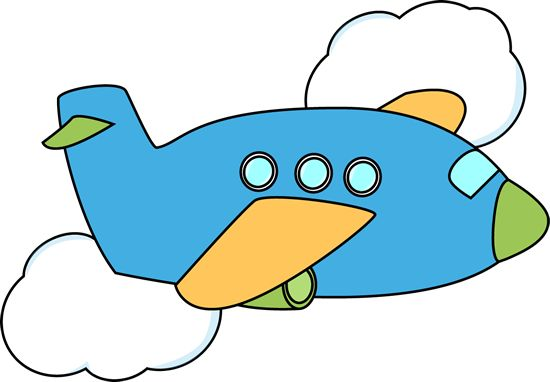 Image of Airplane with Banner Clipart #10611, Banner Airplane Clip ...