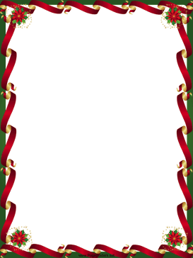christmas design borders - photo #48