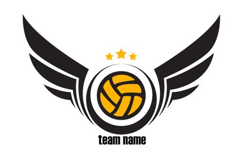 Soccer Club Logo Design Clipart Best