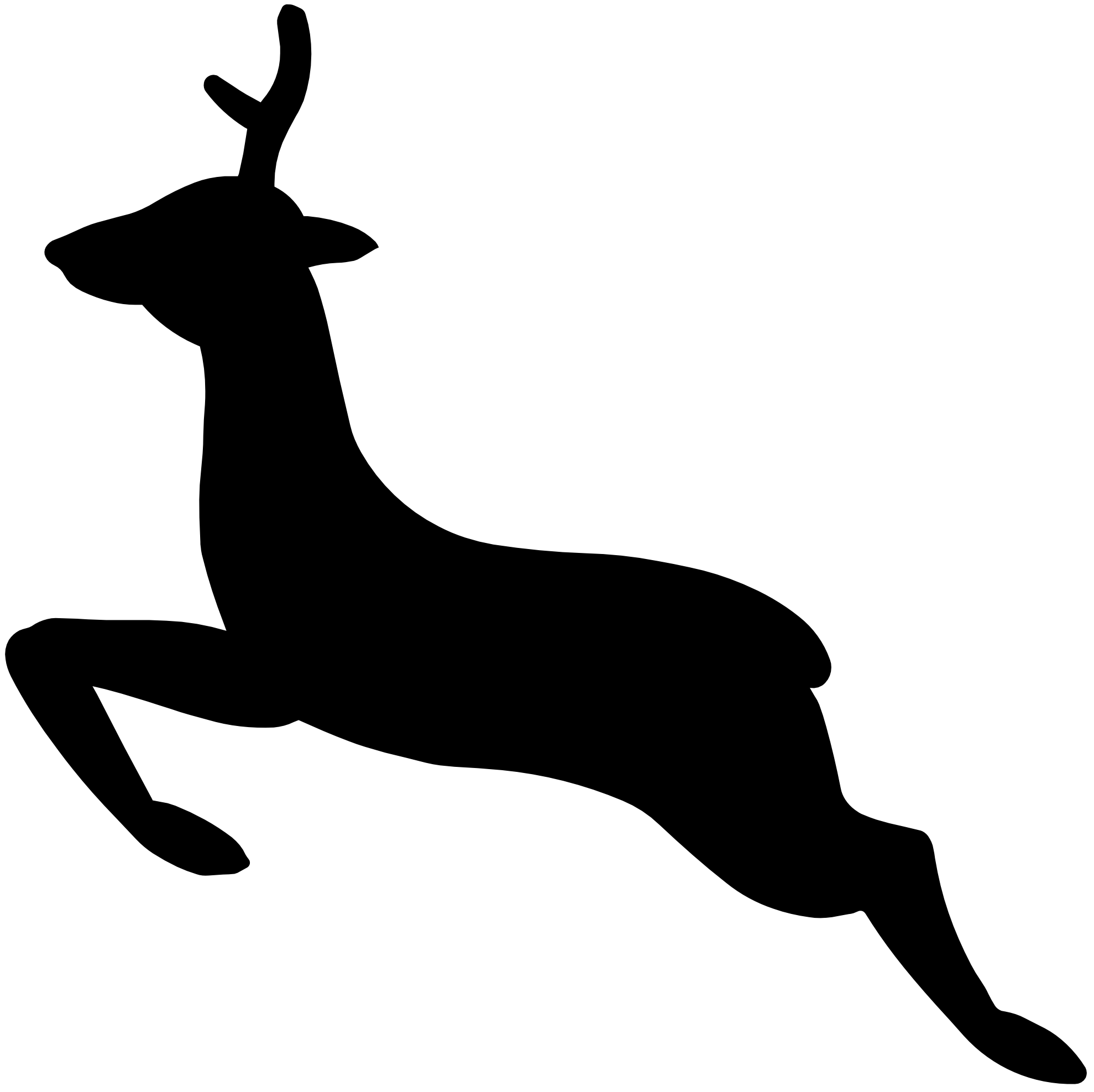Related Pictures Famous Whitetail Deer Clip Art
