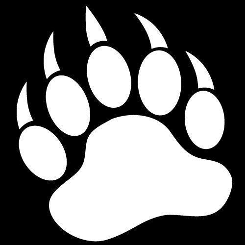 Bear Paws Clip Art - ClipArt Best
