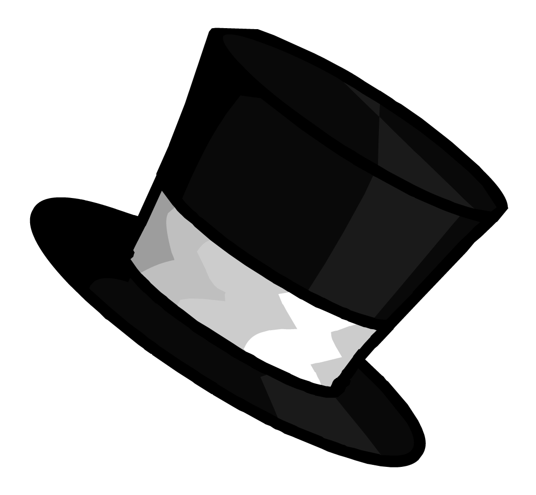 Picture Of Top Hat - ClipArt Best