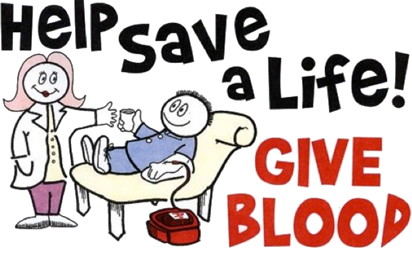 Image result for Blood Donation Clip Art