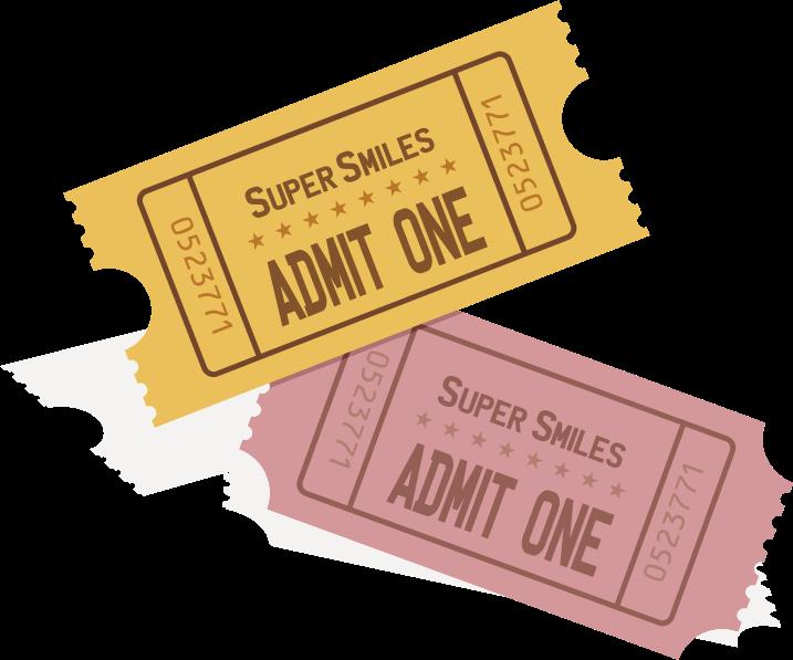 Admit One Ticket Template - ClipArt Best