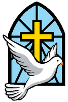 Dove And Cross - ClipArt Best