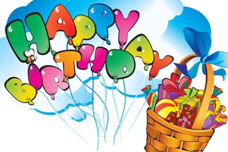 Free Download Birthday Card - ClipArt Best