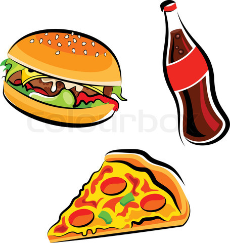 food clipart drink cliparts clip drinks fast background computer designs