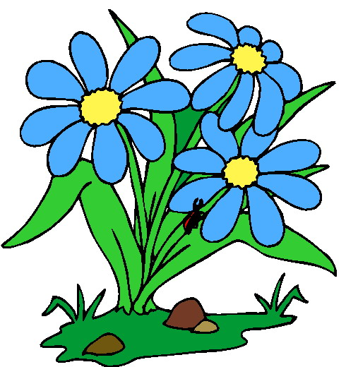 Flower Plant Clipart - Free Clipart Images