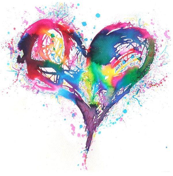 Splat Paint Rainbow Png - ClipArt Best