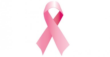 Breast Cancer Ribbon Vector Free Download Clipart Best