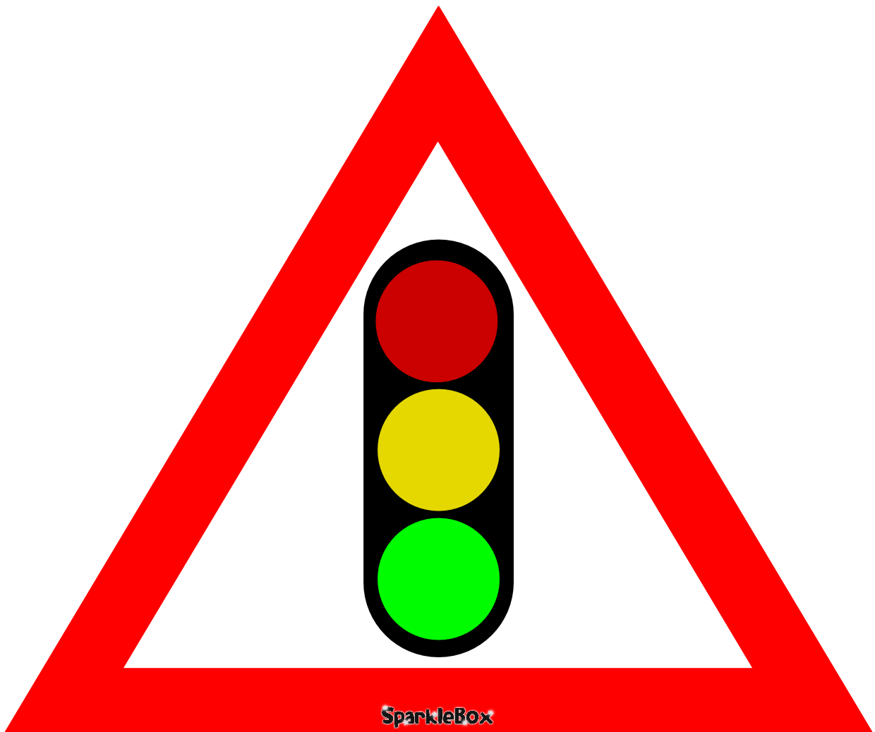 Printable Road Signs - ClipArt Best