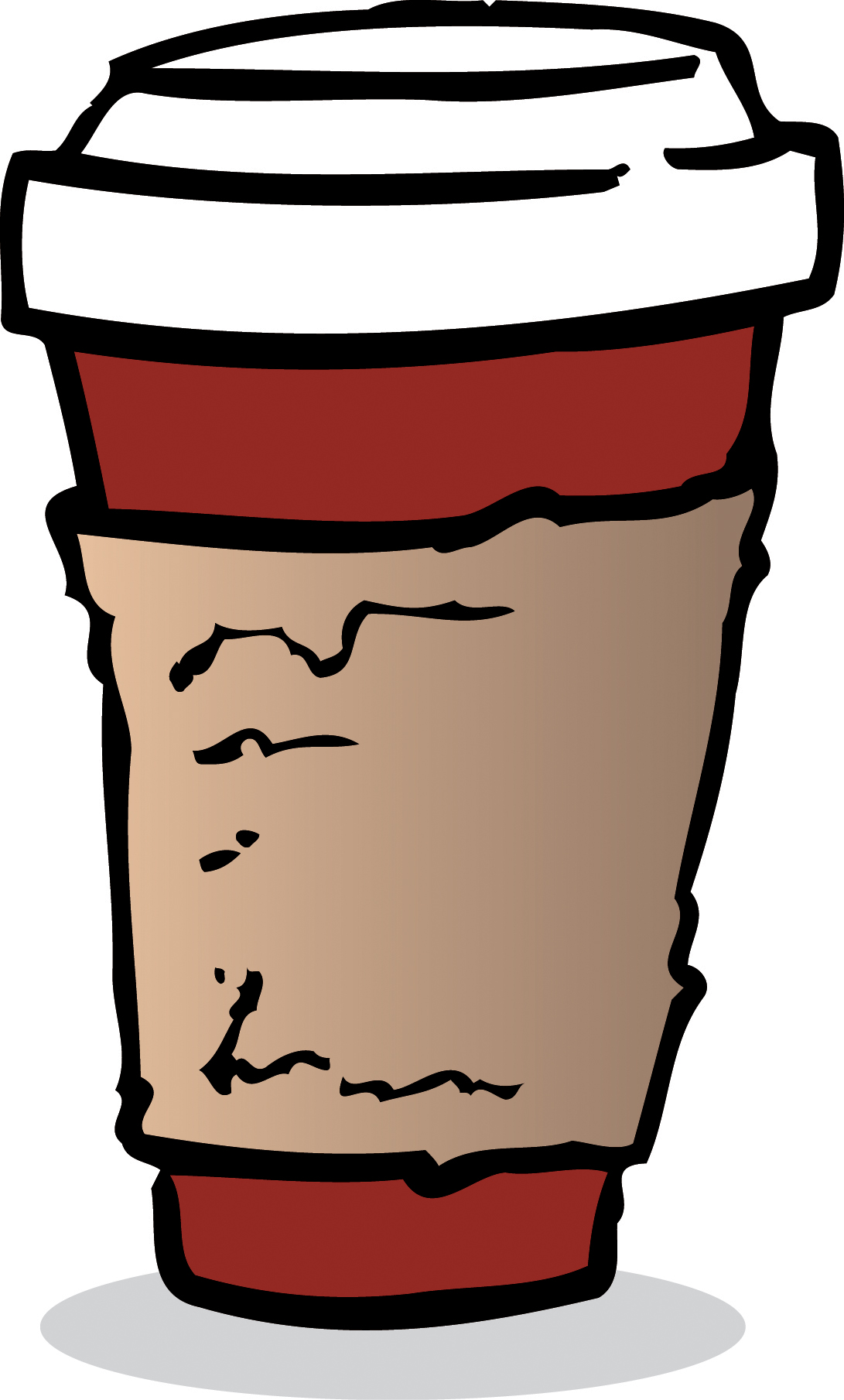 Coffee To Go Clipart - ClipArt Best
