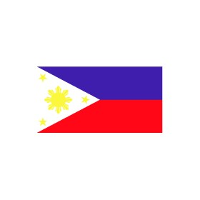 Philippines Flag Logo | BrandProfiles.