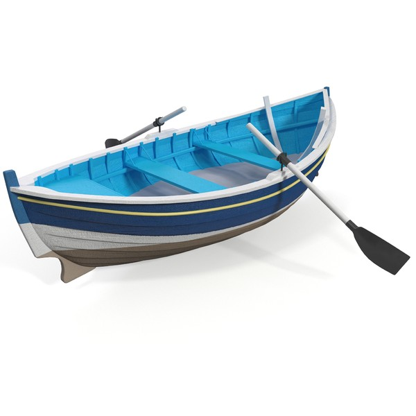 free clip art rowboat - photo #3