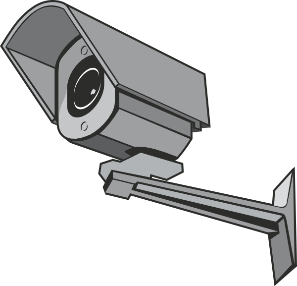 surveillance camera icon clipart best security camera images clip art animated security camera clipart