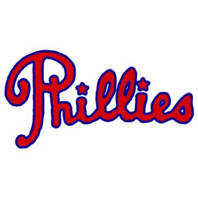 Philadelphia Phillies Primary Logo | BrandProfiles. - ClipArt Best ...