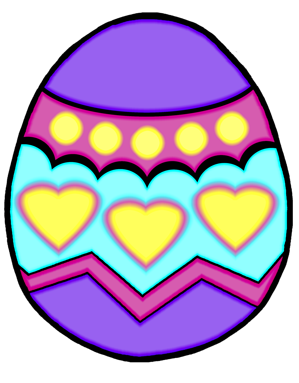 Viewing Gallery For - Easter Egg Hunt Clip Art