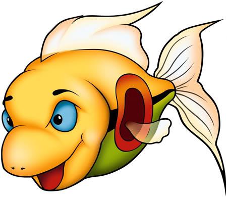 عکس نقاشی ماهی