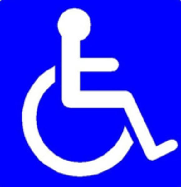 Handicap Sign Clipart Best