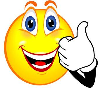Yes Smiley - ClipArt Best