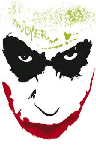 Dark Knight Joker Logo Clipart Best