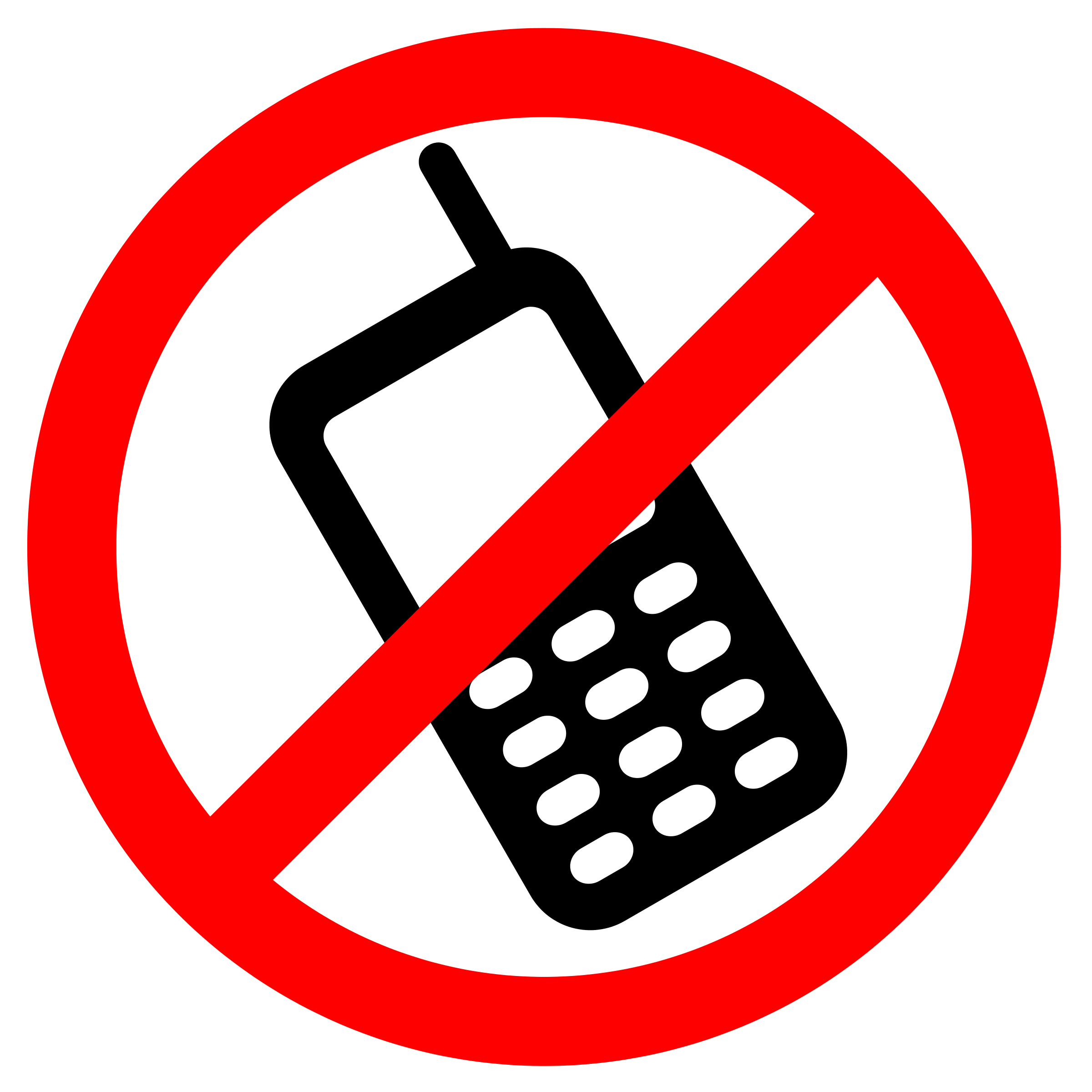 No Cell Phones Image Clipart Best