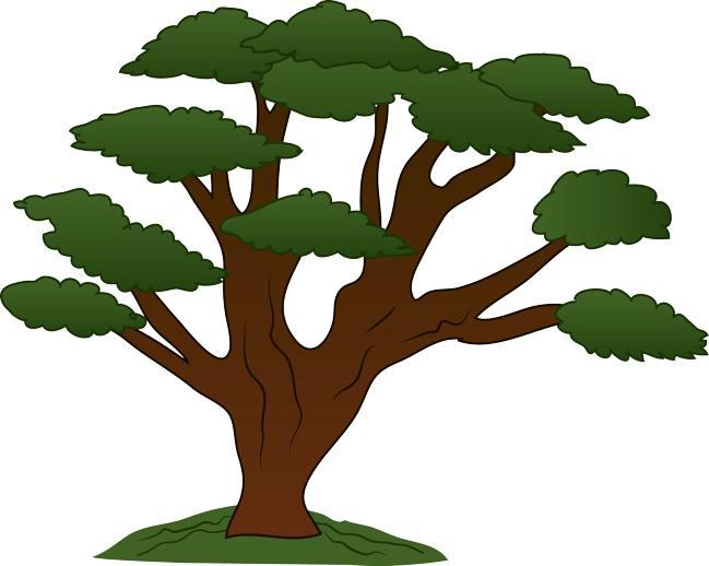 clipart of tree - photo #23