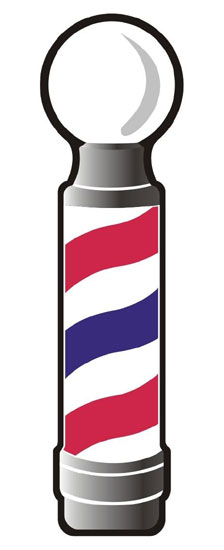 Clip Art Barber Pole Clipart barber pole clipart best picture best
