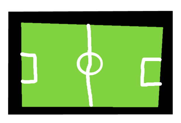 Pictures Of A Soccer Field - ClipArt Best